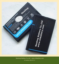 replacement battery for blackberry smart phones